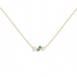 Eternal kô - Collier 2 or massif 18k