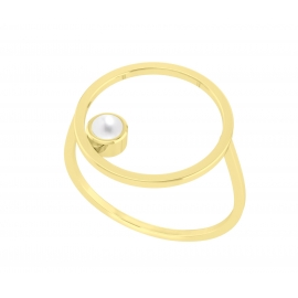 Sunshine ring - Pearl