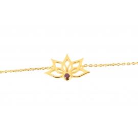 Purelight bracelet - Garnet