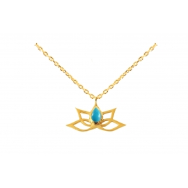 Purelight - Turquoise Necklace