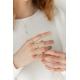 bracelet eternal kô - or jaune et diamants et perles