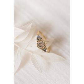 La Scintillante ring - 18k gold