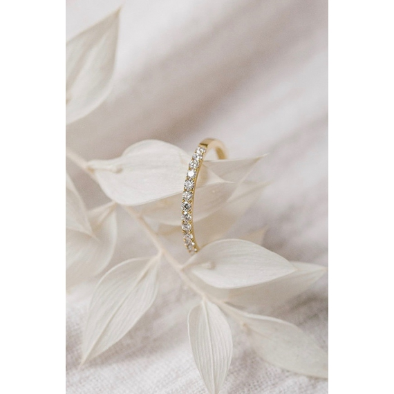 Alliance Rose - Or 18 carats