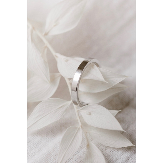 Alliance Lila 2 mm - Or 18 carats