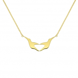 Lovely - Collier lovely-coeur